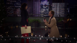 In what episode does Barney propose to Robin? [How I Met Your Mother]