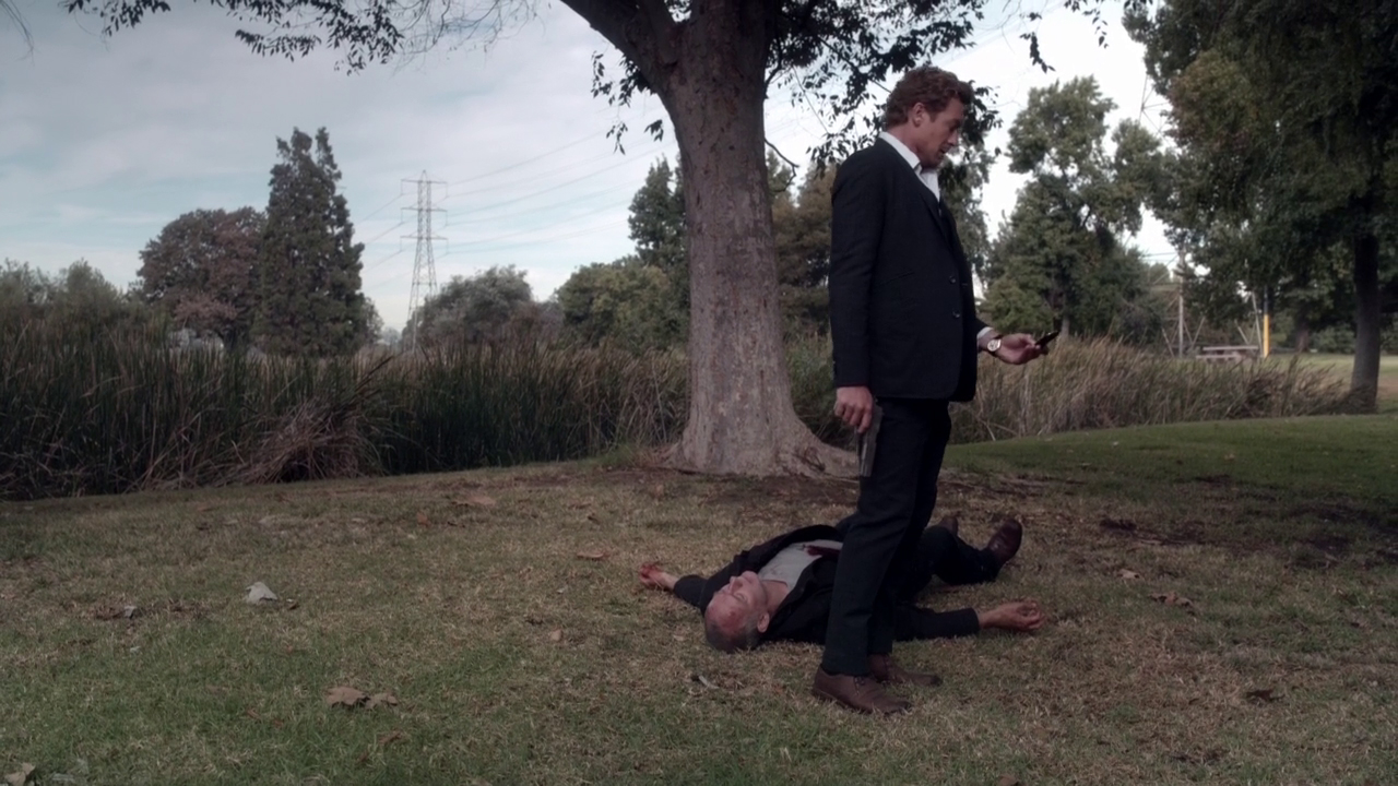 In what episode does Patrick kill Red John? [The Mentalist]