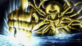 In what episode does Ant King Meruem Fight Netero? [Hunter X Hunter 2011]