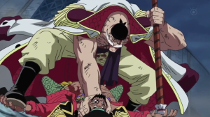 Whitebeard and Teach