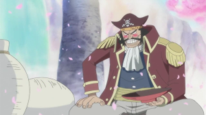 Whitebeard and Roger