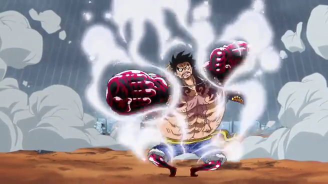 Gear fourth Boundman