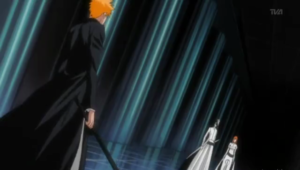 Ichigo Arrives Castle