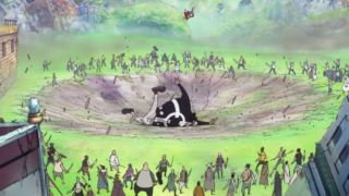 Luffy's vs. Pacifista After Time Skip [One Piece]