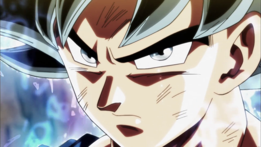 Goku Uses Ultra Instinct For The First Time In What Episode