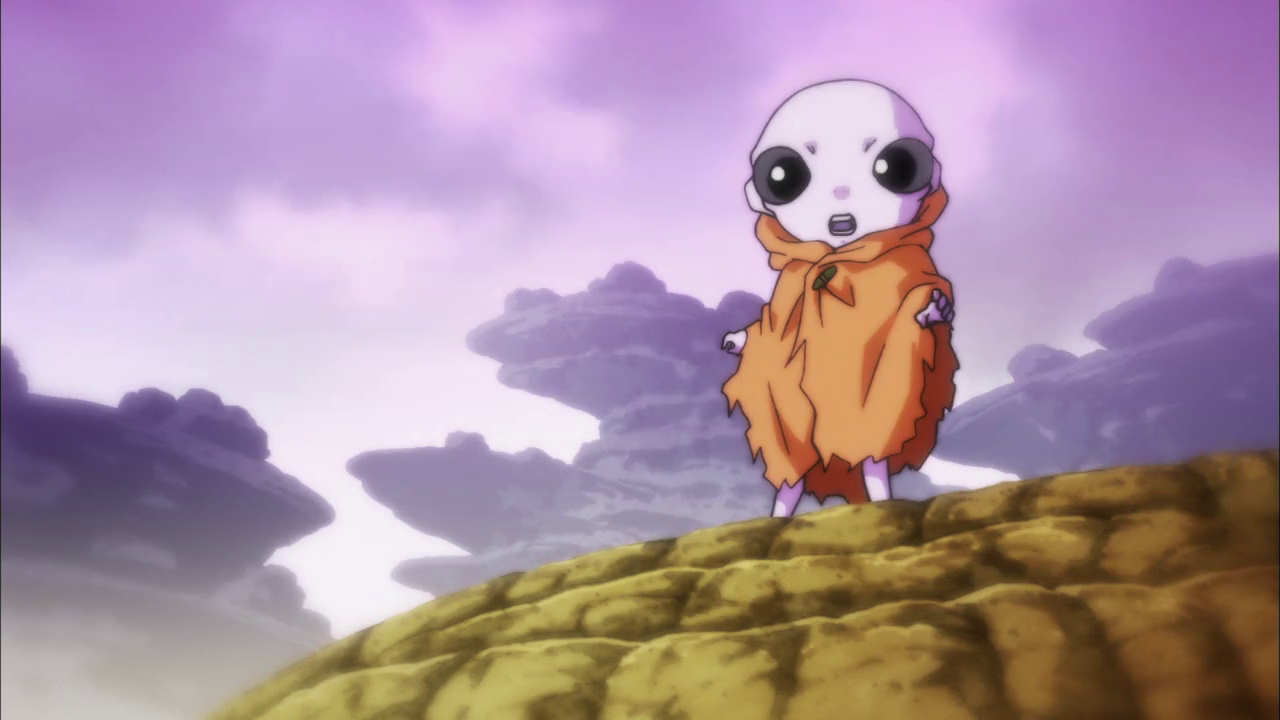 Jiren as a child