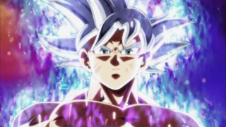 Goku Masters Ultra Instinct [Dragon Ball Super]
