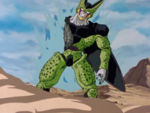 Cell after final flash