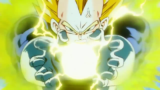 Vegeta Uses Final Flash For First Time [DBZ]