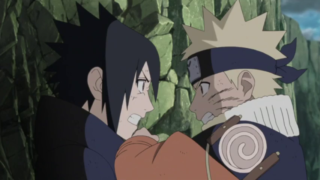 Naruto Vs Sasuke Fights