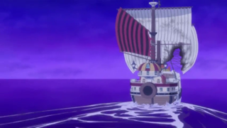 Luffy Escapes Big Mom's Territory [One Piece]