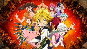 The Seven Deadly Sins Cover