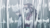 Nanika and Killua