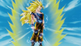 Goku Goes Super Saiyan 3 For Fhe First Time [DBZ]