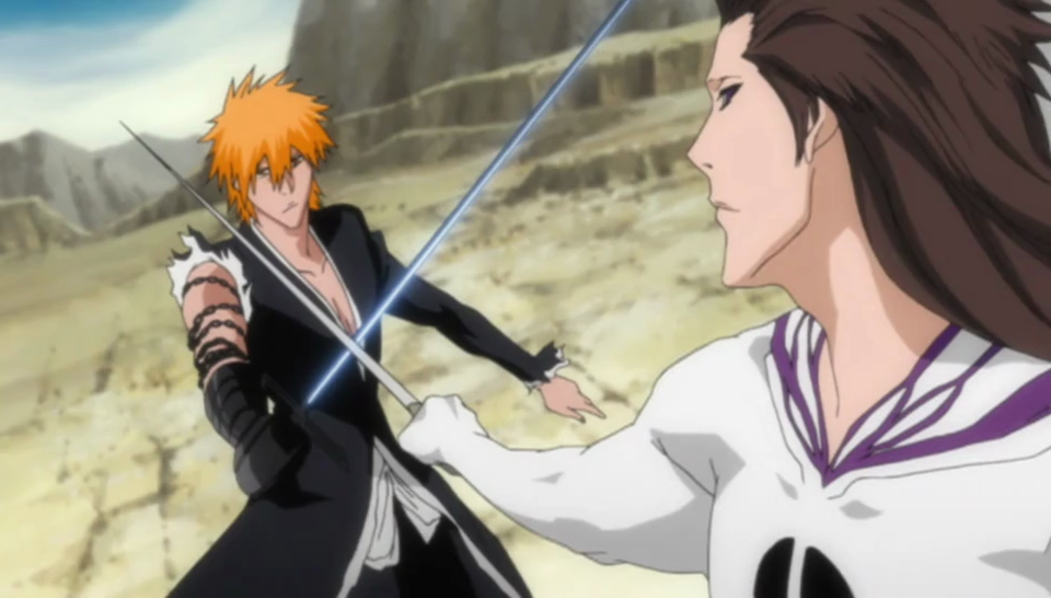 Ichigo vs Aizen (Final) [Bleach]