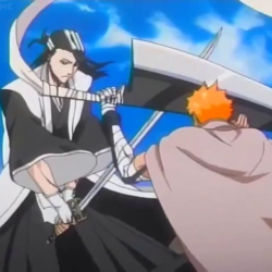 Ichigo vs Byakuya (Second Time) [Bleach]