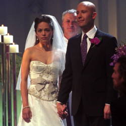 Lex and Lana get married [Smallville]